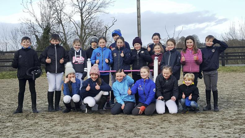 PONY TALES:  Warrington kids help make dreams come true!