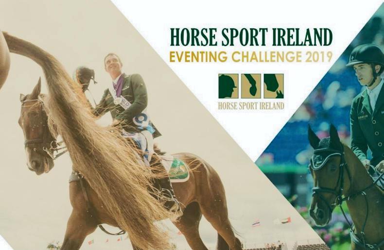 NEWS:  Horse Sport Ireland announces €20,000 bonus challenge