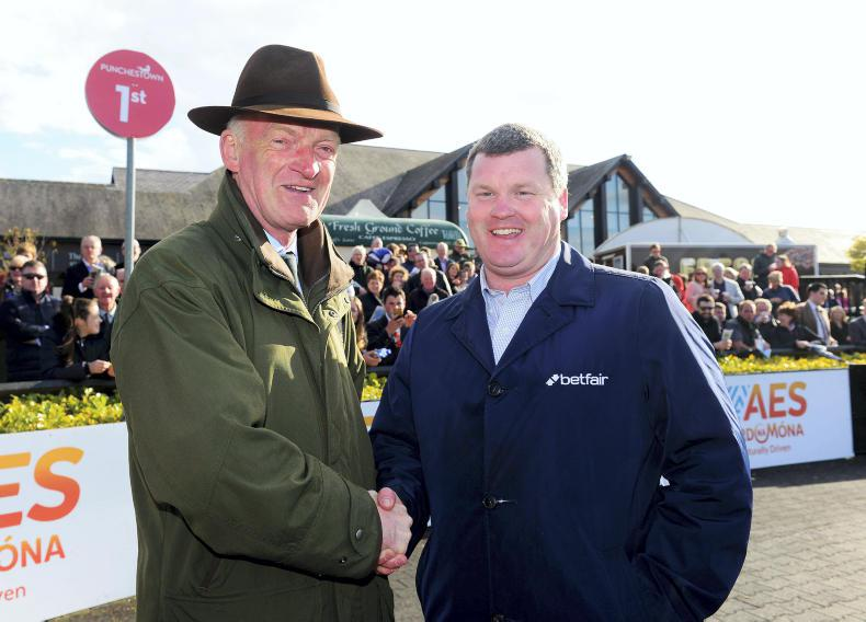 VIEW FROM ABOVE: A Cheltenham preview all-star line up
