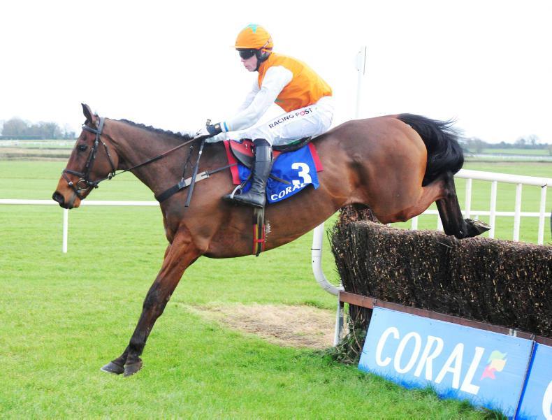 FAIRYHOUSE WEDNESDAY: Snugsborough Benny wins with a smooth run