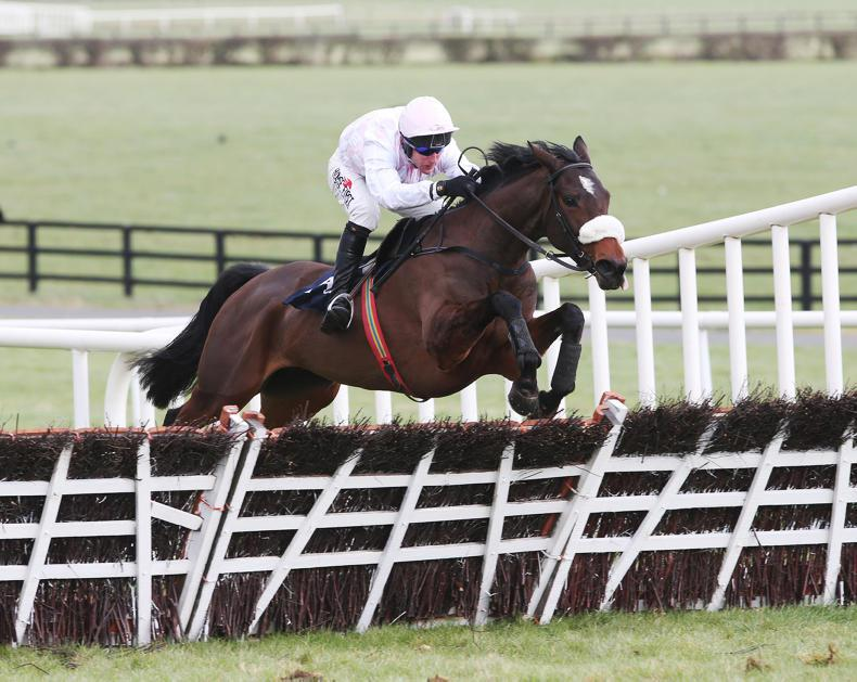 TIME WILL TELL: Emily Moon shines at Naas