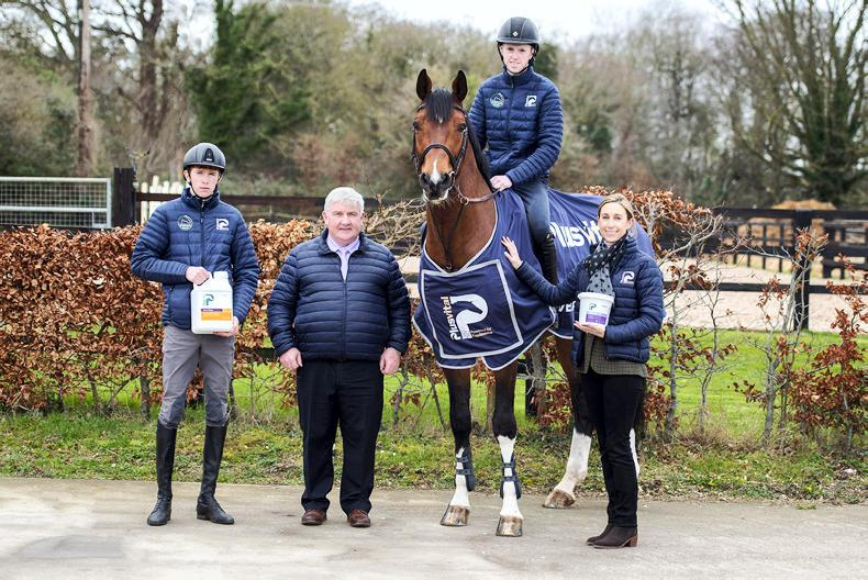 NEWS:  Plusvital sponsoring Pony and COH Spring Tour