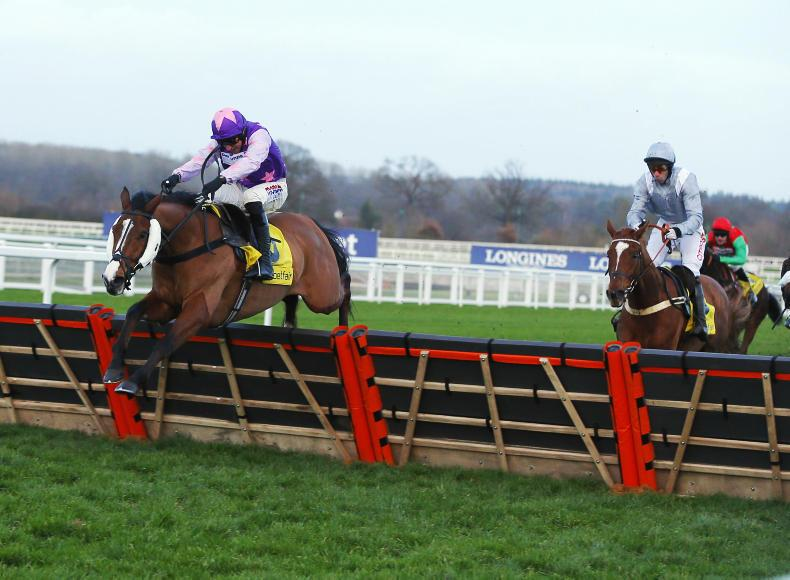 BRITISH PREVIEW: Will the Betfair Hurdle go the way of Lisp?