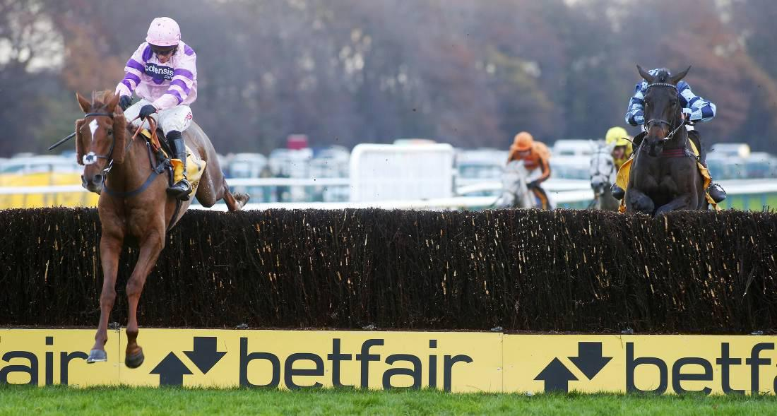 RORY DELARGY: Conti seals a double for Ditcheat