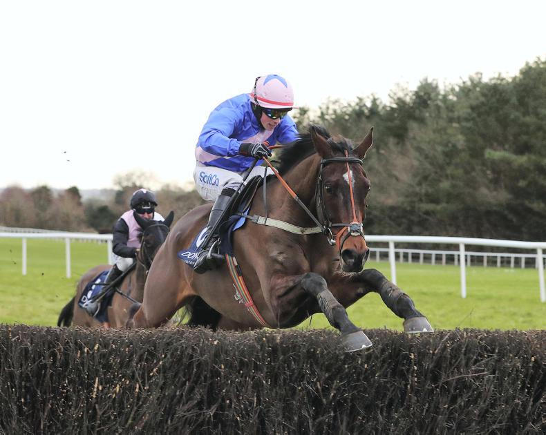 PUNCHESTOWN SUNDAY: Dounikos back on form