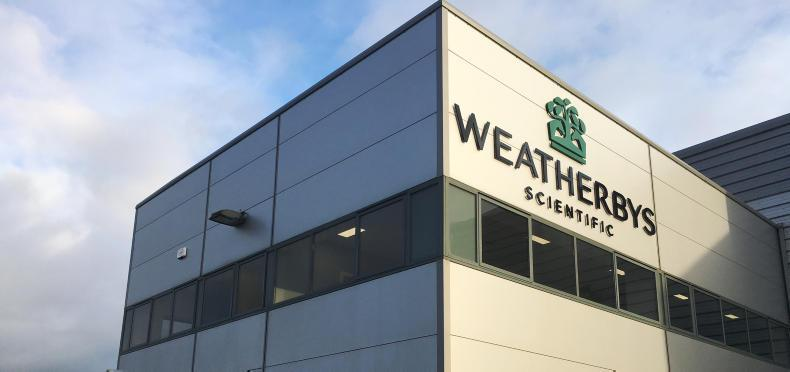 NEWS: New base for Weatherbys Scientific