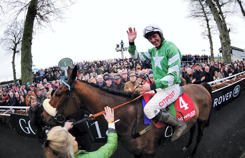 Percy may head for Bobbyjo en route to Gold Cup