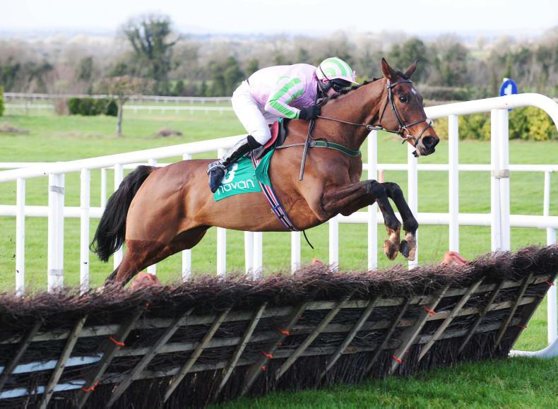 NAVAN SUNDAY: Tiger takes Boyne Hurdle in good style