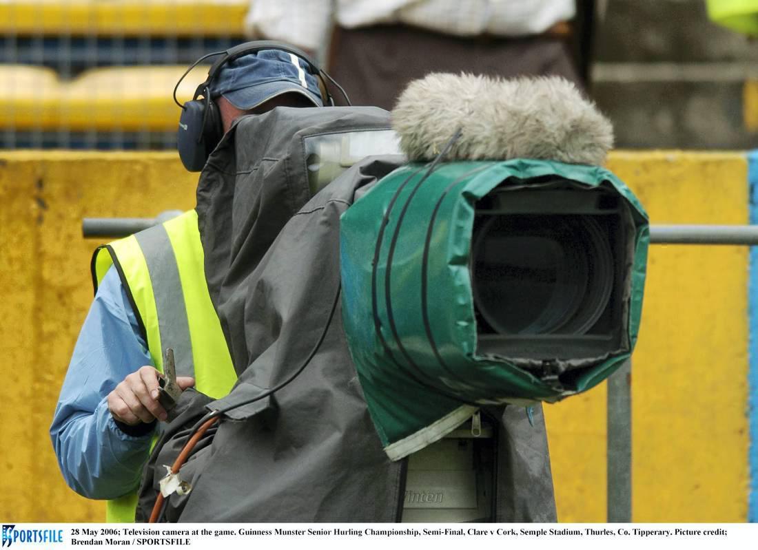 KEVIN BLAKE: Innovative camerawork at Thurles