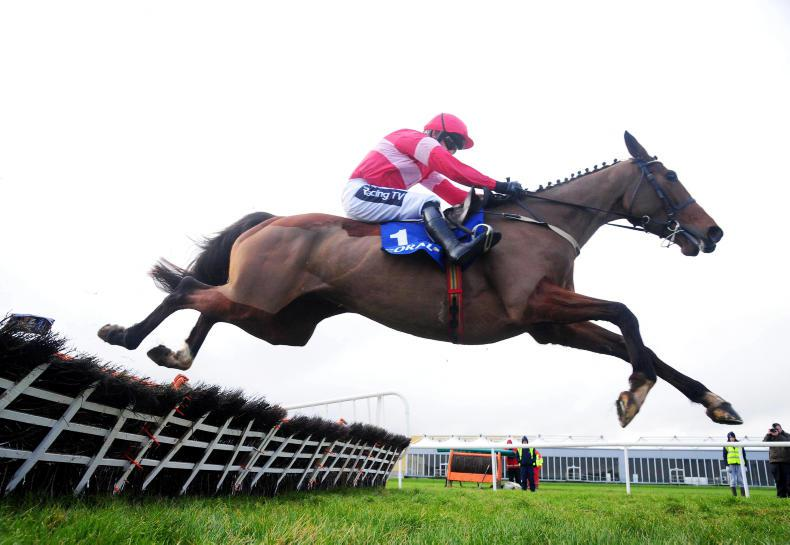 Laurina steers Champion course with smooth win at Punchestown