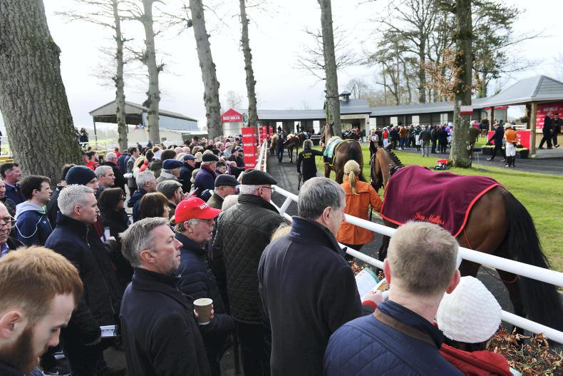 LETTERS TO THE EDITOR: Is Irish racing just a stop gap?
