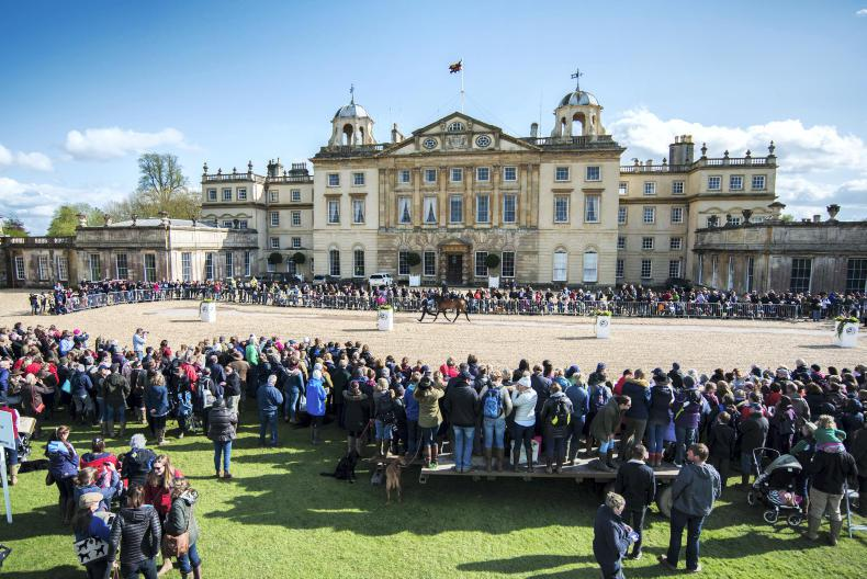 HOLIDAY FEATURE 2019: Badminton Horse Trials