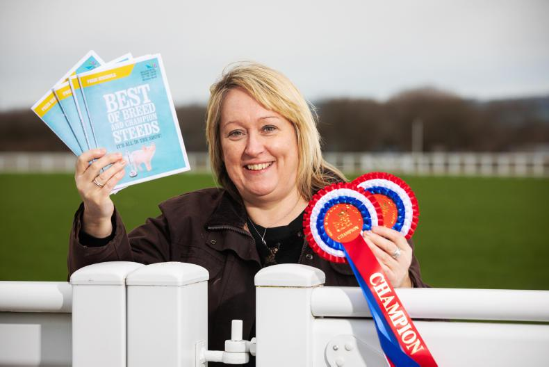 NEWS:   Entries open for Balmoral Show