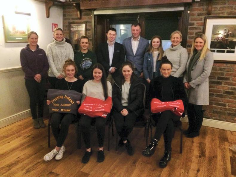 NEWS:  More awards for WEG team member Ennis