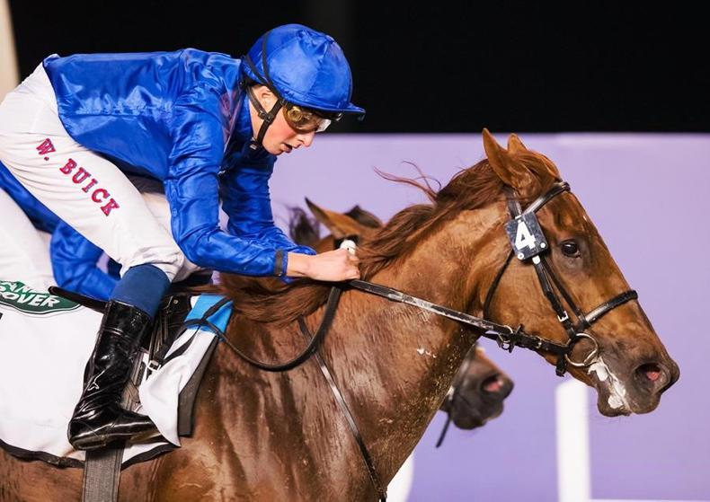 INTERNATIONAL RACING: Group race clean sweep for Appleby and Godolphin