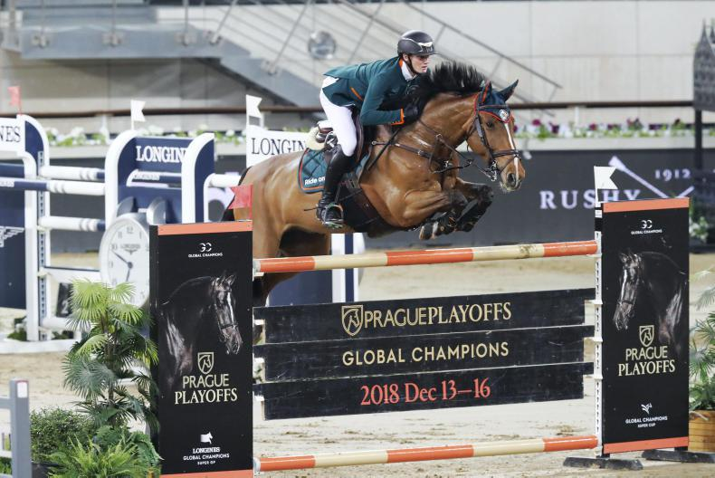 NEWS: 11 Irish show jumpers primed for Global Champions League