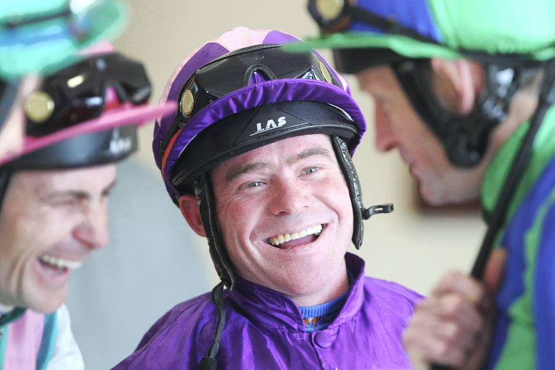 Jockey Danny Grant out for six months due to drug test failure