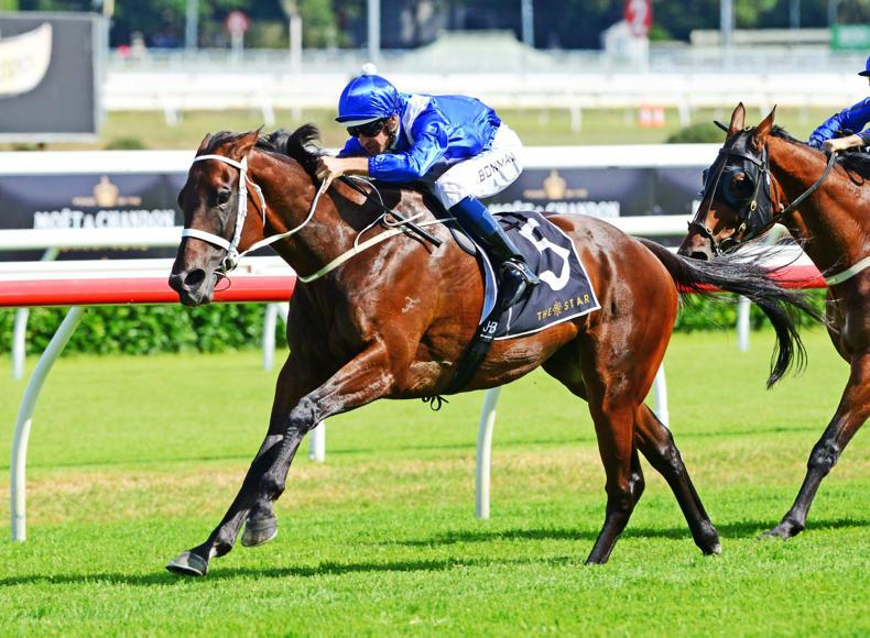 AUSTRALIA: Winx begins her farewell tour in fine fashion