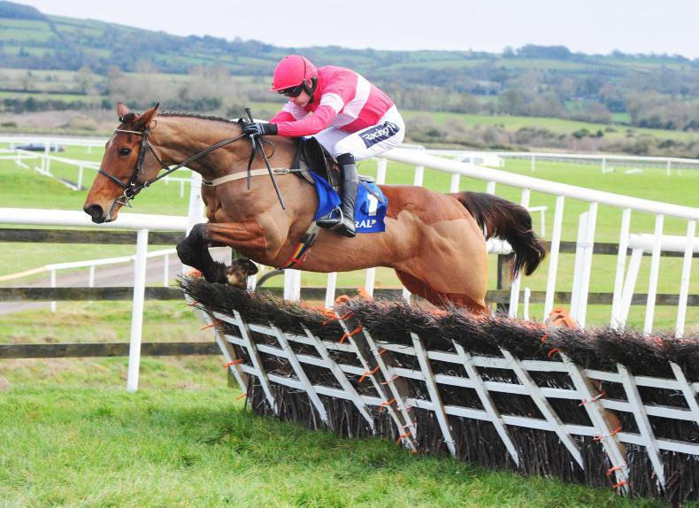 PUNCHESTOWN WEDNESDAY: Laurina on the road to be champion