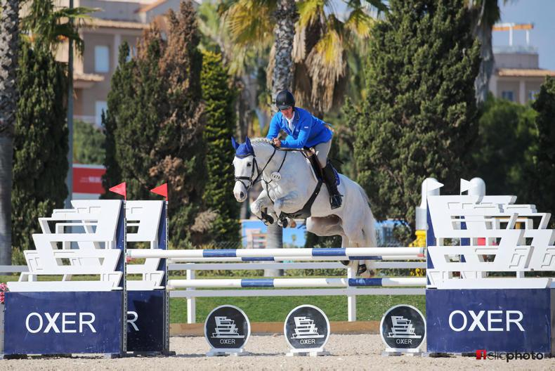 INTERNATIONAL: Young horse double for Gallagher in Spain