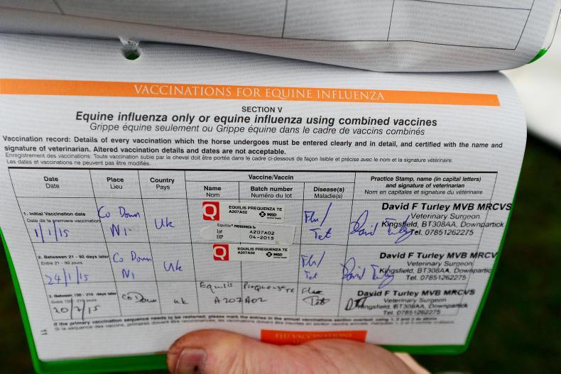 NEWS: IHRB issues equine influenza update