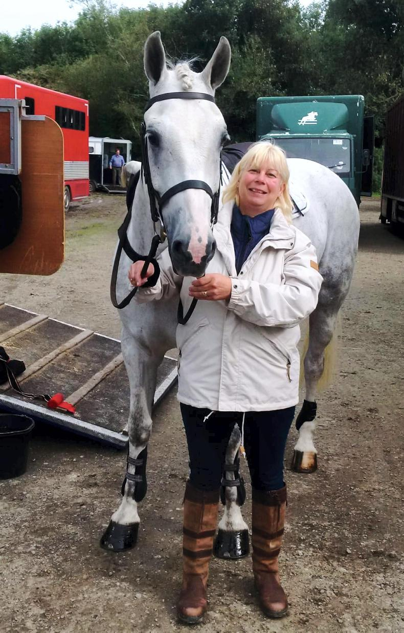 EQUESTRIAN INDUSTRY PROFILE:  Sarah English