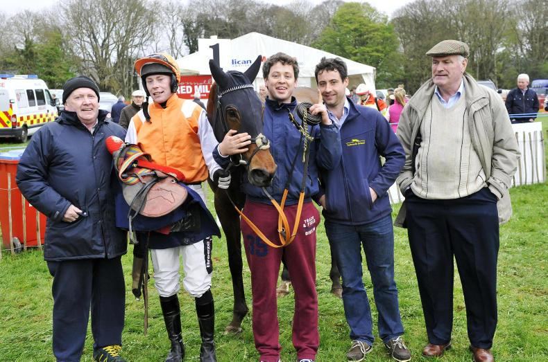 POINT-TO-POINT: Eogháin Ward: Byrne is at the top of the class