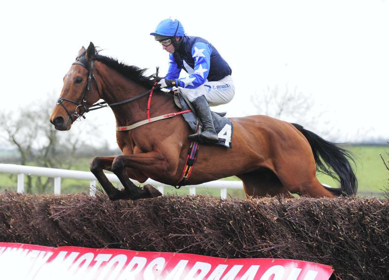 FARMACLAFFLEY SATURDAY: Hi Murphy lands his third on the bounce