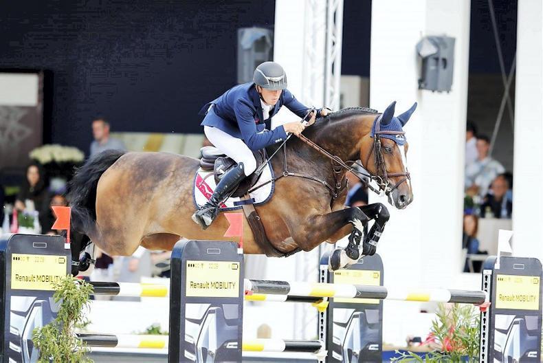 SHOW JUMPING:  Allen and GK Casper win in Qatar