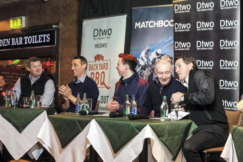 CHELTENHAM PREVIEW: DTwo Harcourt Street