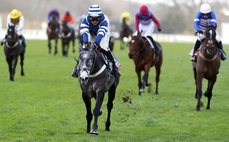 SIMON ROWLANDS: Angels Breath, a live Cheltenham contender