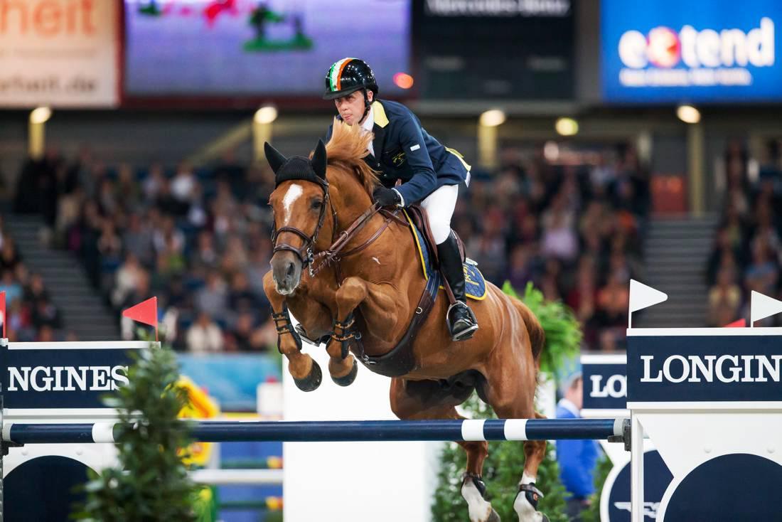 Breen and Allen enjoy top five placings at Stuttgart