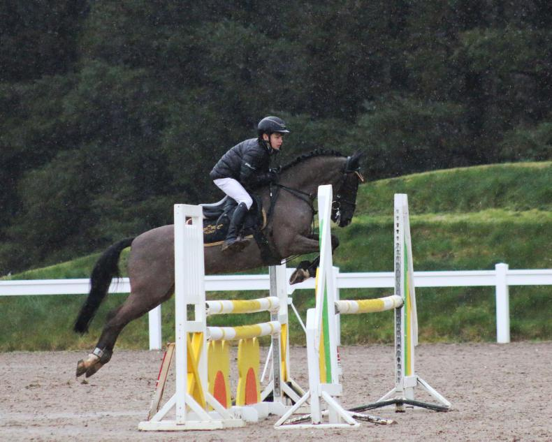 AROUND THE COUNTRY:  Pony riders go all out at Ard Chuain