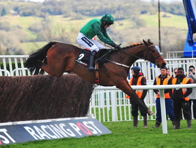 CHELTENHAM 2019: Footpad the one to beat