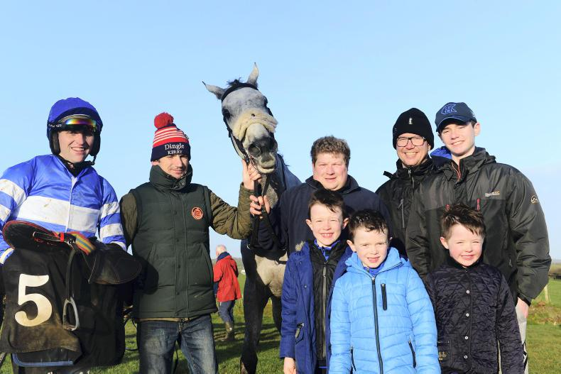 VIEW FROM ABOVE: Northern handlers dominate at Tyrella