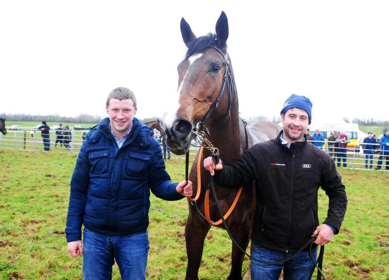 POINT-TO-POINT: Eogháin Ward: Baltimore Stables season stars