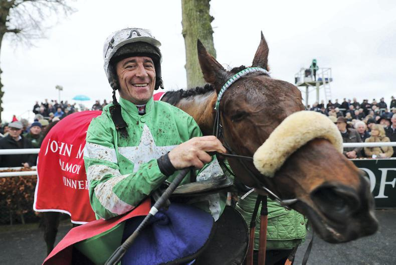 CHELTENHAM 2019: 'I hope Russell isn't as late on Presenting Percy!'