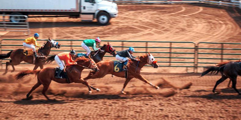 High Horse Deaths Close Santa Anita Park