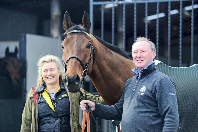 CHELTENHAM 2019: Two Pats and a Percy!