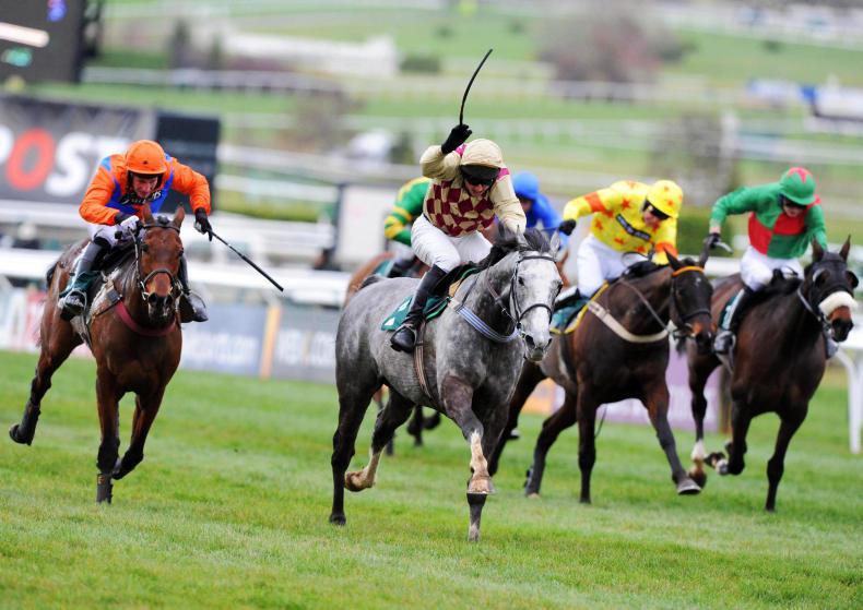 Jamie Codd: My first Cheltenham winner