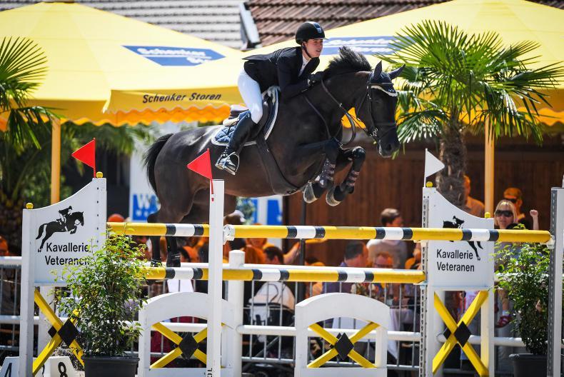 INTERNATIONAL: Hanley and Barry score Grand Prix placings