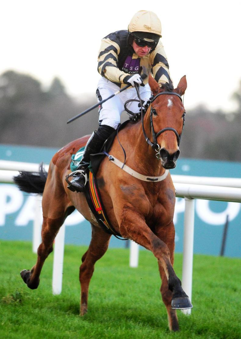 Ballyward fatally injured in attritional National Hunt Chase