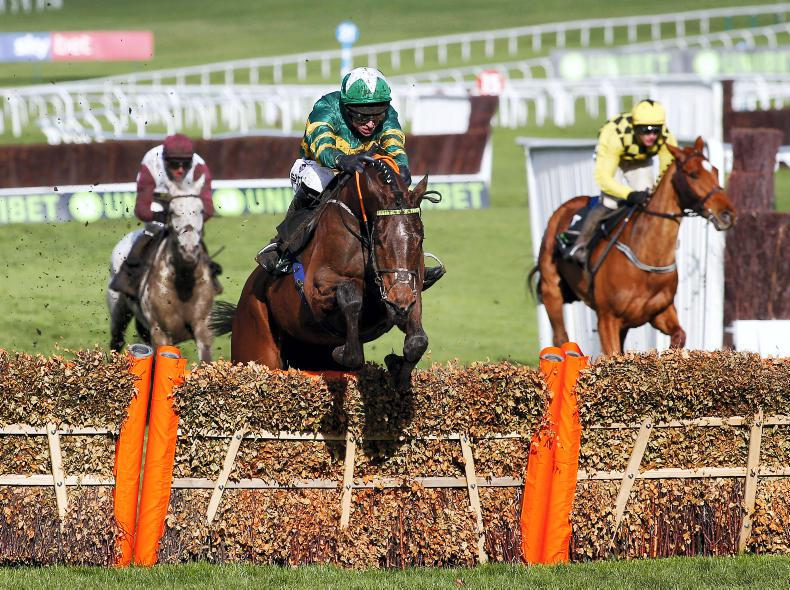 CHELTENHAM TUESDAY: Cromwell conquers with champion Espoir D'Allen