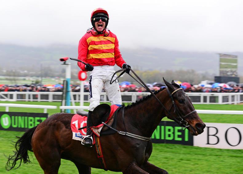 CHELTENHAM TUESDAY: Powerful run from Klassical Dream