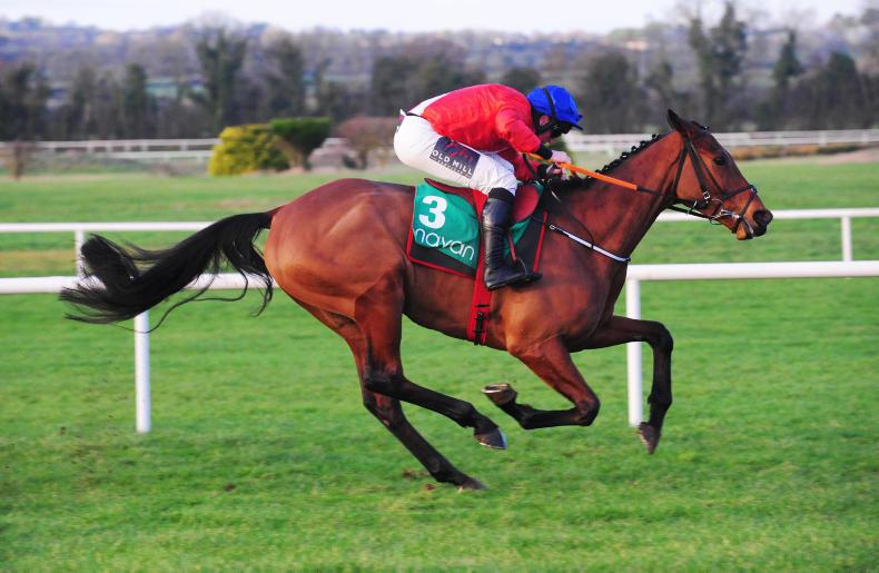 CHELTENHAM 2019: Thompsons hooked on jumpers