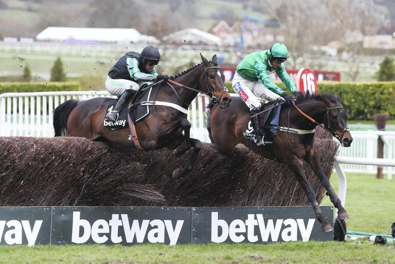 CHELTENHAM WEDNESDAY: Altior displays champion traits for fourth festival win