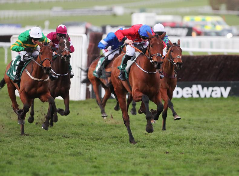 CHELTENHAM WEDNESDAY: Allen and Codd deliver again