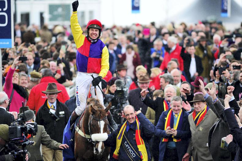 CHELTENHAM TIPS: Your free guide to the final day of the Cheltenham Festival