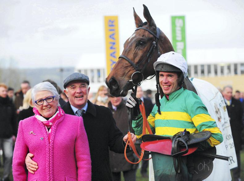 CHELTENHAM THURSDAY: Bryony, Andrew, Noel and Ted - a day of gold