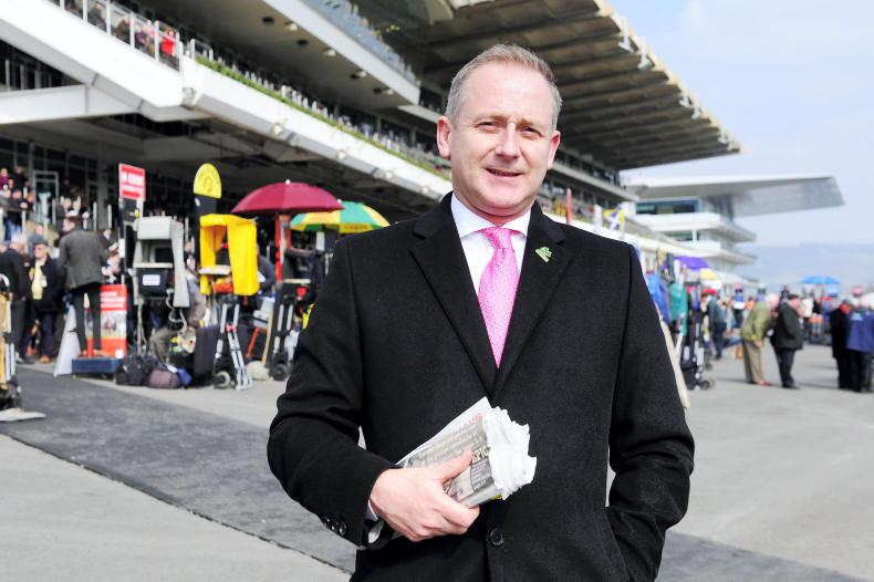IN THE BETTING RING: Paisley pain was all my own fault